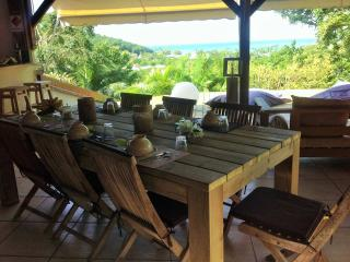 Beautiful Bungalow in Deshaies with Internet Access, sleeps 2 - Deshaies vacation rentals