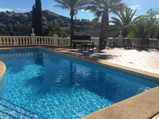 Casa L'escala Villa in Moraira, Costa Blanca North - Moraira vacation rentals
