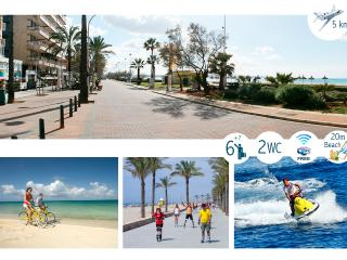 Two Large Holiday Apartments Ideal for Beach Lover - Playa de Palma vacation rentals