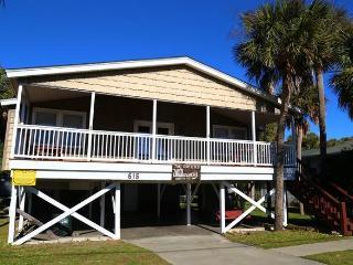 "615 Palmetto Blvd - ""While Away"" - Edisto Beach vacation rentals"