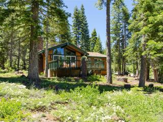 Cozy House in Tahoe City with Internet Access, sleeps 8 - Tahoe City vacation rentals