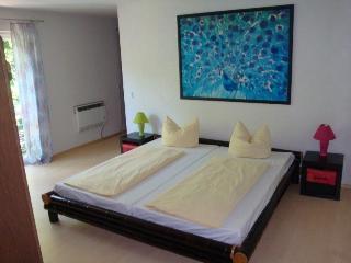 Vacation Apartment in Meersburg - 344 sqft, 1 living room / bedroom, max. 2 people (# 6194) - Meersburg (Bodensee) vacation rentals