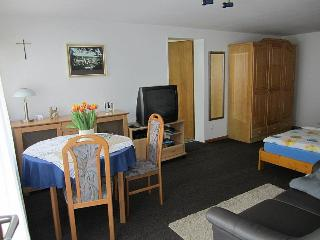 Vacation Apartment in Lahr - 538 sqft, 1 living room / bedroom, 1 sep. Bedroom for 2-4 persons (# 6418) - Lahr vacation rentals