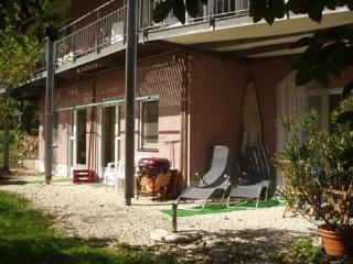 Vacation Apartment in Gaienhofen - 646 sqft, 1 bedroom, 1 living room / bedroom, max. 4 people (# 6434) - Gaienhofen vacation rentals