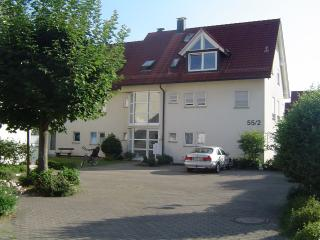 Vacation Apartment in Langenargen - 334 sqft, 1 living room / bedroom, max. 2 people (# 6456) - Langenargen vacation rentals