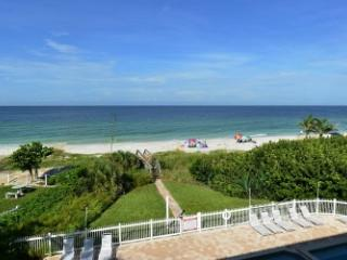 LaPlage #2, Beachfront - Spacious 4 BR/3 BA - Holmes Beach vacation rentals