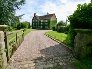 Comfortable Spacious Wing of Historic Manor House - Nantwich vacation rentals
