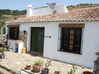 Idyllic rural casita adjacent farmhouse and pool - Villanueva de la Concepcion vacation rentals