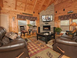 Away at Sha-Kon-O-Hey Luxury Pigeon Forge Cabin - Pigeon Forge vacation rentals