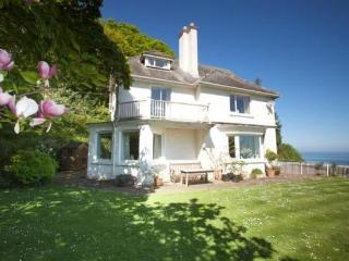 Owlscombe, Porlock Weir - Large property with uninterrupted coastal views and delightful garden - Porlock Weir vacation rentals