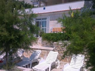 Villa Vedran beachfront apartment, best position - Komarna vacation rentals