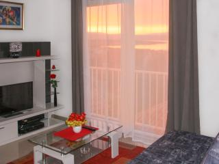 The apartment Dusko WiFi, A/C, SAT TV, great view - Malinska vacation rentals