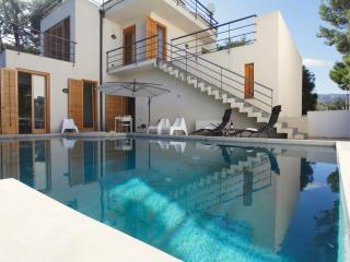 Villa with pool/garden and sea - Altavilla Milicia vacation rentals