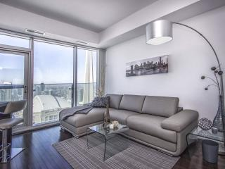 Downtown Luxurious 1 bdrm  Condo with a view - Toronto vacation rentals