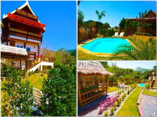 Villa Sukhothai in Golden Pool Villas = Exotic! - Ko Lanta vacation rentals