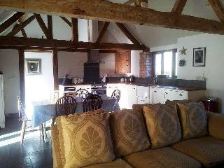 Perfect Barn with Internet Access and Central Heating - Worcester vacation rentals