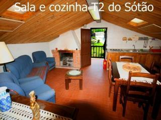Quinta da Veiga Gerês T2 do sótão  4 pessoas - Vieira do Minho vacation rentals