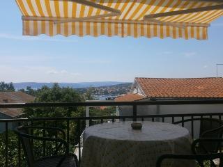 Studio Mestro with a Sea view - 2b - Krk vacation rentals