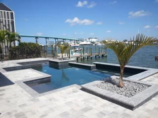 Bay Front Home with Pool, Private Boat Dock - Fort Myers Beach vacation rentals