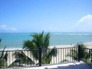 Beachfront, 3 Bd ,Center of town. - Cabarete vacation rentals