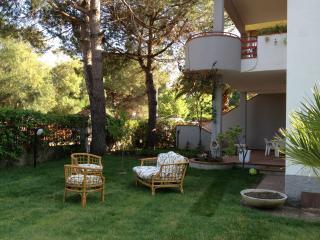 1° appartamento in villetta trifamiliare al mare - Metaponto vacation rentals