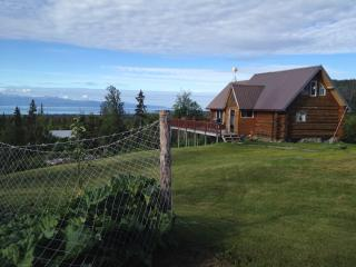 Wild Shore Escape - An Alaskan Log Cabin - Homer vacation rentals
