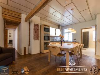 3 BDRM apartment with sauna and parking - Tallinn vacation rentals