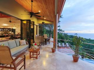 Casa Anjali- Stunning Ocean View Home! - Manuel Antonio National Park vacation rentals