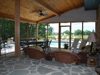 SPECIAL * July 14 - 21 * 6 nights $2998 *Private POOL & screened porch* Gorgeous - Lancaster vacation rentals