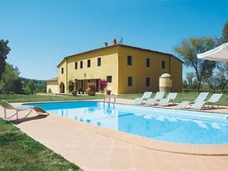 Perfect 6 bedroom Peccioli Villa with Pool Table - Peccioli vacation rentals
