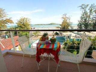 Stunning sea view studio+jacuzzi apartment on Rawai Beach - Rawai vacation rentals