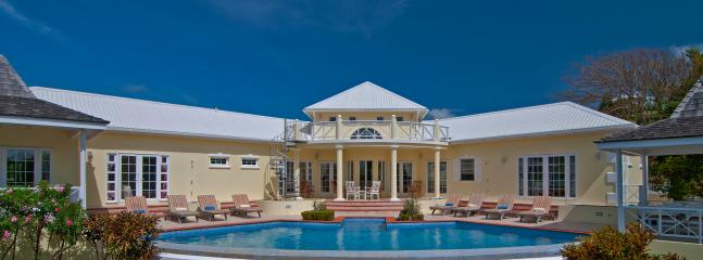 Perfect 6 bedroom Lance Aux Epines Villa with Deck - Lance Aux Epines vacation rentals