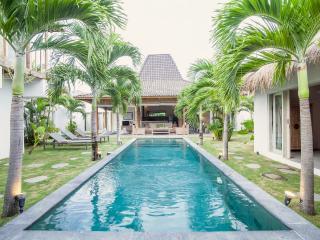 Center Oberoi luxuous 4 bedroom villa with pool - Seminyak vacation rentals