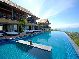 Baan Grand Vista 5 bed Villa with Private 25m pool - Koh Samui vacation rentals