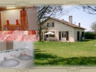 Nice Bed and Breakfast with Internet Access and Wireless Internet - Eugenie Les Bains vacation rentals