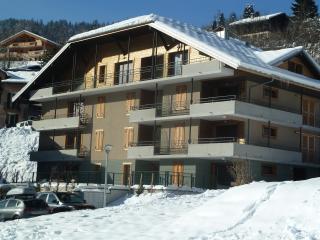 Comfortable 4 bedroom Saint Gervais les Bains Apartment with Internet Access - Saint Gervais les Bains vacation rentals