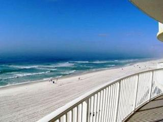 BEACHFRONT FOR 6! 5TH FLOOR!  OPEN 4/11-4/18 TAKE 20% OFF - Panama City Beach vacation rentals