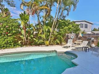 Beachside getaway with heated pool - Siesta Key vacation rentals