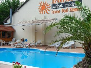 Pater Apartments and Rooms Apartment for 4 - Siofok vacation rentals