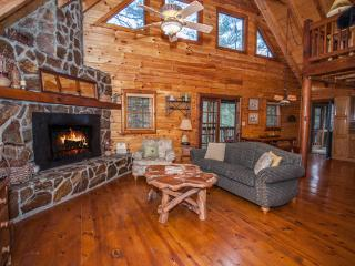 Creel Lodge - Trophy Trout - Mountaintown Creek - North Georgia Mountains vacation rentals