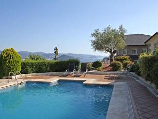 229 Beautiful villa with pool and sea views - Poio vacation rentals
