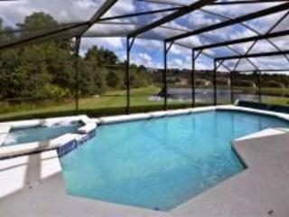 Lake & conservation view home - Disney vacation rentals