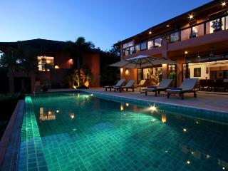 Luxury villa with private beach and stunning view - Wichit vacation rentals