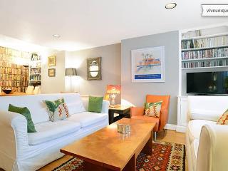 2 bed garden apartment, Archel Road, Fulham - London vacation rentals