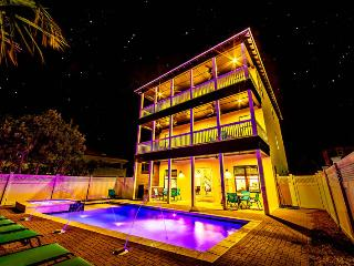 77 Sunset, Beautiful Home, Short walk to the Beach, Private Pool/Hot Tub-Game Rm - Miramar Beach vacation rentals