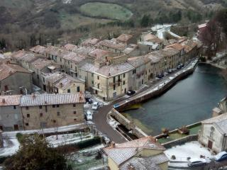 Appartamento nel centro di Santa Fiora (Grosseto) - Santa Fiora vacation rentals