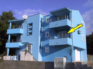 Apartments BLUE, Diklo, Zadar, Apartment A3 - Diklo vacation rentals