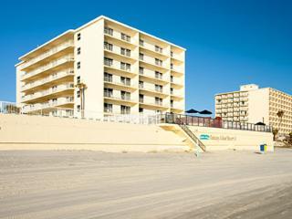 Fantasy Island Resort ll in Daytona Right on Beach - South Daytona vacation rentals