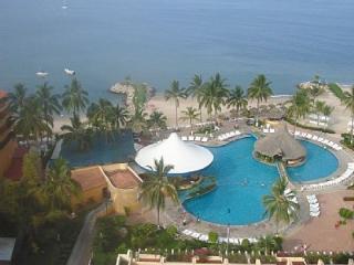 2 BEDROOM 2 BATHROOM BEACHFRONT HOLIDAY INN - Puerto Vallarta vacation rentals