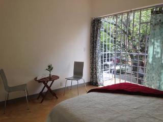 Apt in Roma neighborhood with balcony - Mexico City vacation rentals